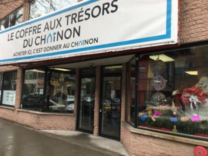 Le Coffre Aux Trésors Du Chaînon - Second-Hand Stores - 514-843-4354