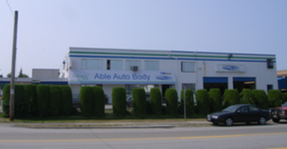 Able Autobody - Car Repair & Service - 604-594-3737