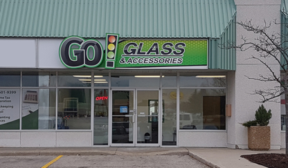 Go! Glass & Accessories - Window Tinting & Coating - 519-601-4000