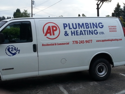AP Plumbing & Heating Ltd. - 778-245-9477