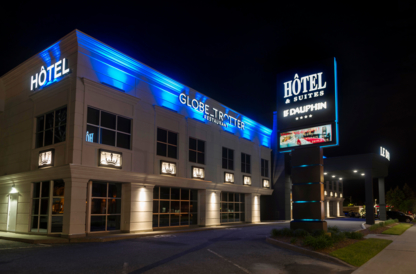 Hotel Et Suites Le Dauphin - Hôtels - 819-478-4141