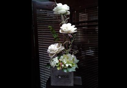 Fleuriste J-F Lepage - Fleuristes et magasins de fleurs - 418-763-3432