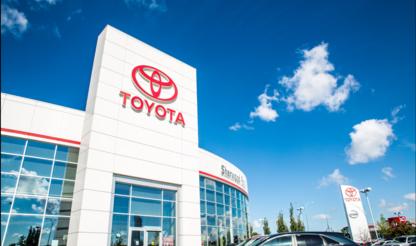 Sherwood Park Toyota - New Car Dealers - 780-410-2455