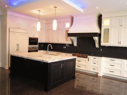 Artland Custom Work Inc - Kitchen Cabinets - 905-738-2262