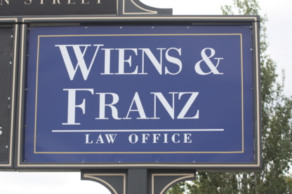 Franz Hoeppner Wiens Law Office - Notaries Public - 204-325-4615