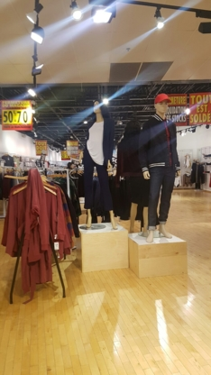 American Apparel - Clothing Stores - 514-426-9193