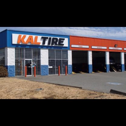 Kal Tire - Tire Retailers - 604-850-6772