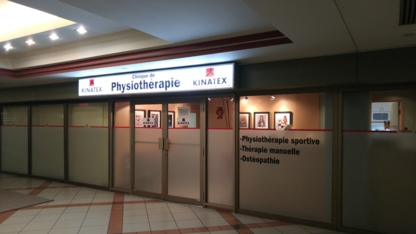 Kinatex Sports Physio - Physiothérapeutes et réadaptation physique - 514-875-5111