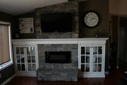 RAW Woods - Kitchen Cabinets