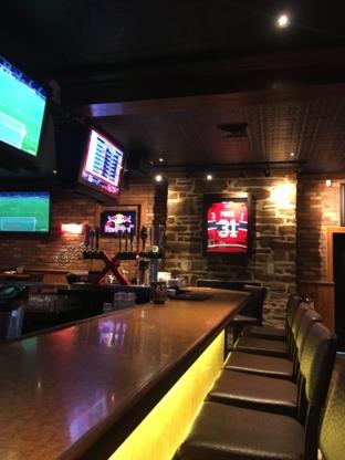 La Cage - Brasserie sportive - American Restaurants - 819-429-0009