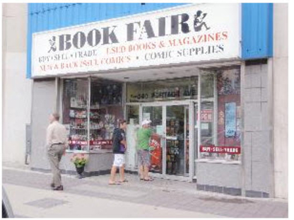 Book Fair Winnipeg - Book Stores - 204-944-1630