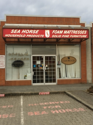 Sea Horse Household Products Canada Ltd - Mattresses & Box Springs - 604-451-9288