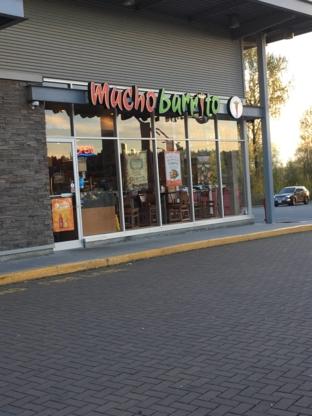 Mucho Burrito - Mexican Restaurants - 604-569-2544