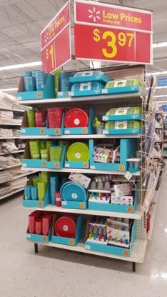 Walmart Supercentre - Department Stores