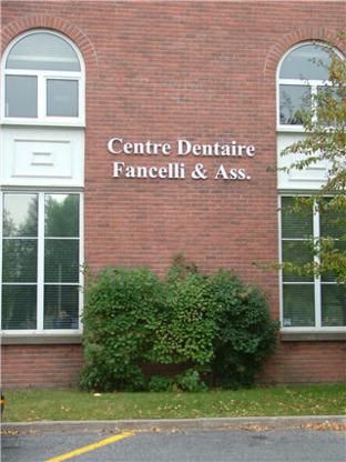 Centre Dentaire Fancelli - Dentistes - 450-670-0021