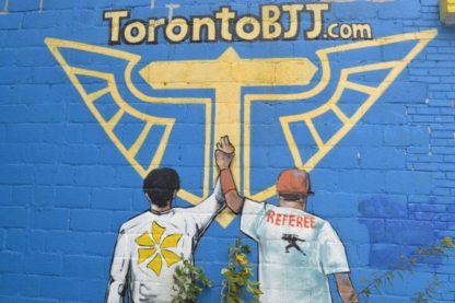 Toronto BJJ - Écoles et cours d'arts martiaux et d'autodéfense - 416-537-4255