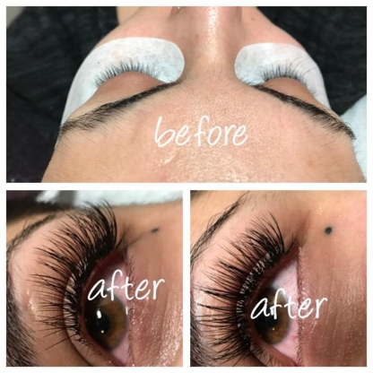 Microblading Lashes Najem - Maquillage permanent
