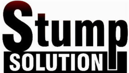Stump Solution - Tree Service - 403-830-3459