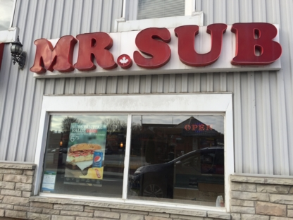 Mr.Sub - Take-Out Food - 905-857-7585