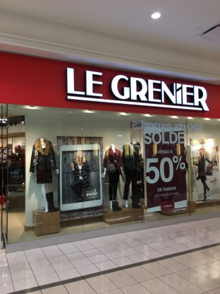 Le Grenier - Women's Clothing Stores - 450-671-8810