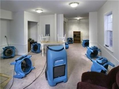 City Flood & Restoration Services Ltd - Flood Damage Restoration