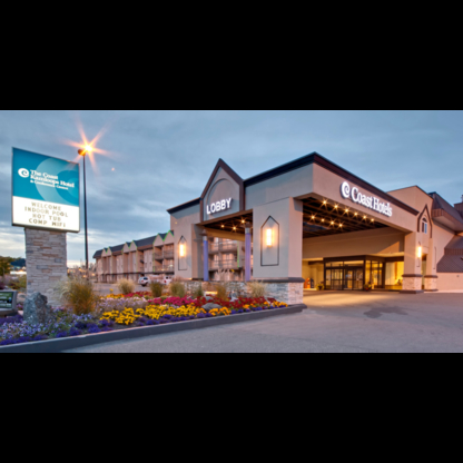 Coast Kamloops Hotel & Conference Centre - Hotels - 250-828-6660