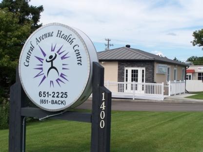 Central Avenue Health Centre - Chiropractors DC - 306-651-2225