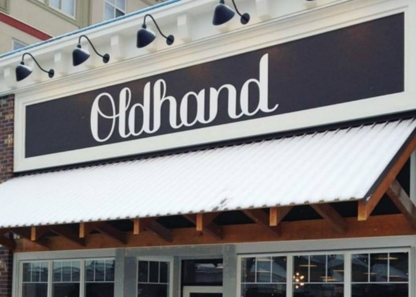 Oldhand Coffee - Restaurants - 778-779-3111