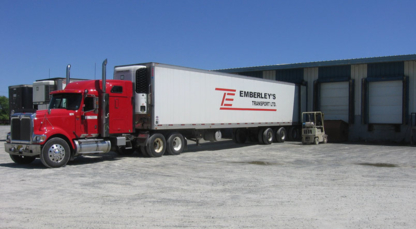 Emberley's Transport Ltd - Transportation Service - 709-279-3900