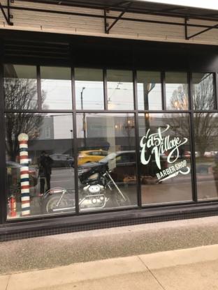 East Village Barbershop - Barbers - 778-379-4382