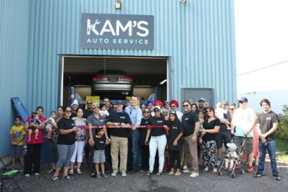 Kam's Auto Service - Car Repair & Service - 519-265-7345