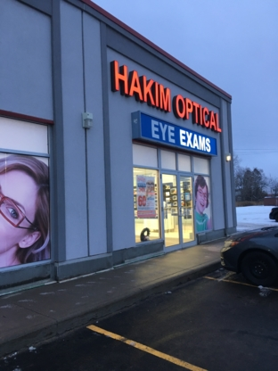 Hakim Optical - Opticians - 705-475-0399