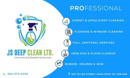 Voir le profil de JS Deep Clean - Whalley