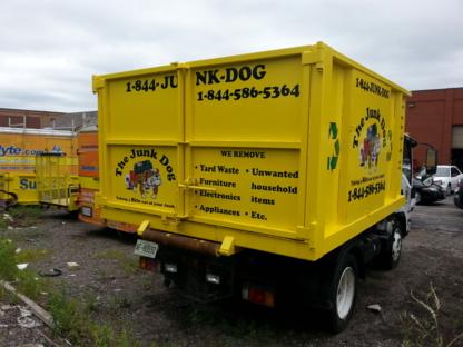 The Junk Dog - Traitement et élimination de déchets résidentiels et commerciaux - 647-808-3979