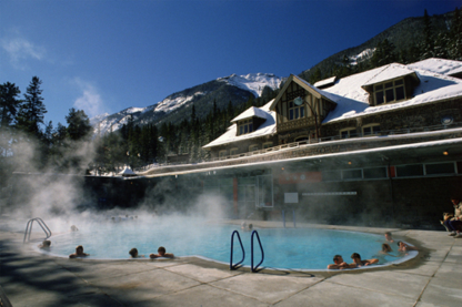 Banff Upper Hot Springs - Sightseeing Guides & Tours