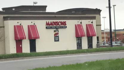 Madisons NY Grill & Bar - Restaurants - 450-969-2111