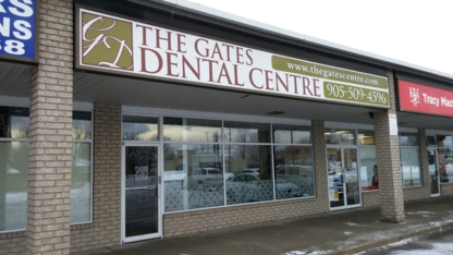 The Gates Dental Center - Traitement de blanchiment des dents - 905-509-4596