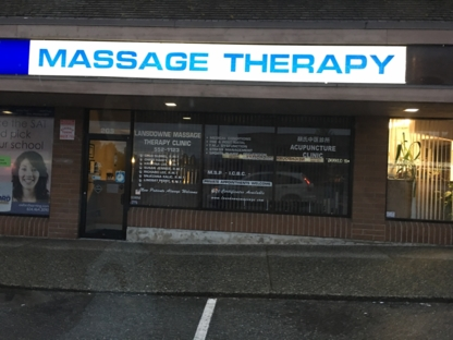 Lansdowne Massage Therapy Clinic - Registered Massage Therapists - 604-552-1123