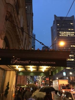 Fairmont Hotel Vancouver - Hotels