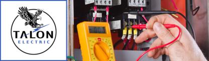 Talon Electric Ltd - Electricians & Electrical Contractors