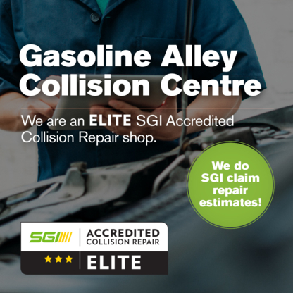 Gasoline Alley Collision Centre - Car Repair & Service - 306-726-2001
