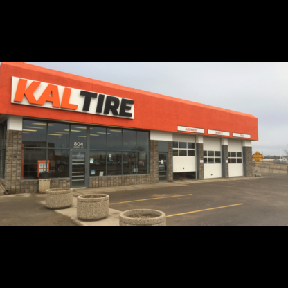 Kal Tire - Tire Retailers - 306-775-2283