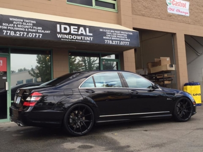 Ideal Window Tint - Window Tinting & Coating