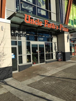 Uncle Fatih's Pizza - Pizza & Pizzerias - 604-566-7656