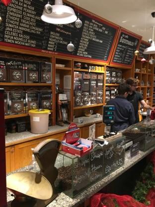 Brulerie St Denis - Cafés - 514-286-9158