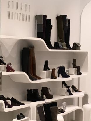 Stuart Weitzman - Magasins de chaussures - 604-646-0550