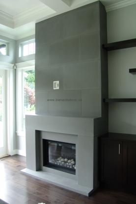 Blenard's Decor - Fireplaces