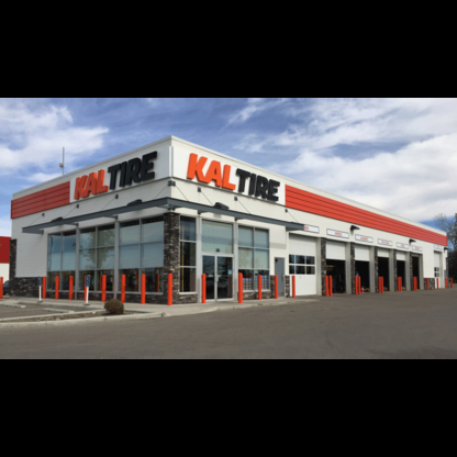 Kal Tire - Tire Retailers - 587-318-4044