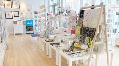 Inkwell Modern Handmade Boutique&Letterpress Studio Inc - Boutiques de cadeaux - 902-405-8309