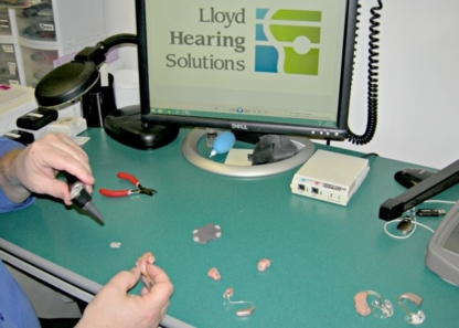 Lloyd Hearing Solutions Ltd - Hearing Aids - 604-434-2070